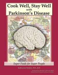 Book cover for Cook Well, Stay Well with Parkinson's Disease