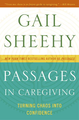 Book Cover for Passages In Caregiving