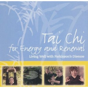 DVD Cover for Tai Chi for Energy and Renewal